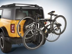 Racks and Carriers by THULE - Hitch-Mount Bike Carrier - 2 Bikes